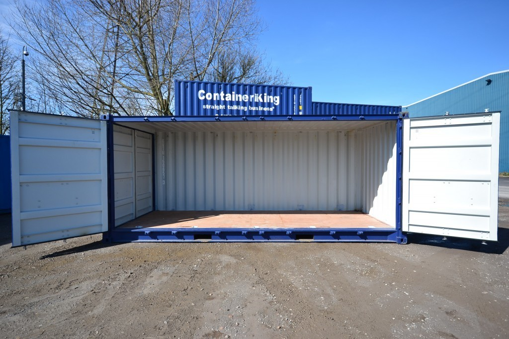 Buy Cabins and Containers | ContainerKing